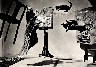 Dalí por Philippe Halsman