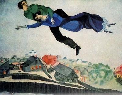 Por encima de la ciudad, 1924