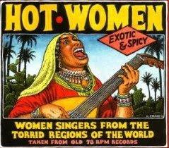 Robert Crumb presents Hot Women