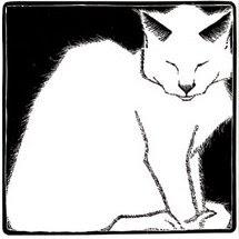 White cat, 1919