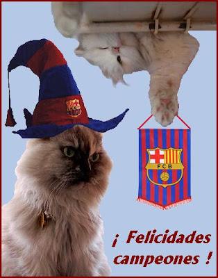 Força Barça!