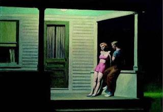 Summer Evening, 1947
