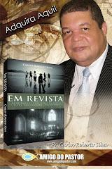Adquira Já o livro do Pr. Carlos Roberto.