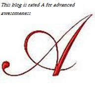 Advanced Awesomeness Award