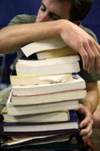 المذاكرة والامتحانات