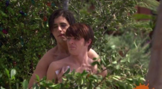 Hot nude flat babes