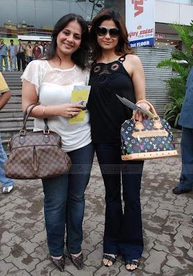Shamita Shetty cut-a-thon