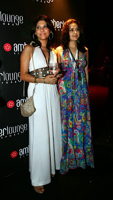 Preity Zint Singapore Grand Prix