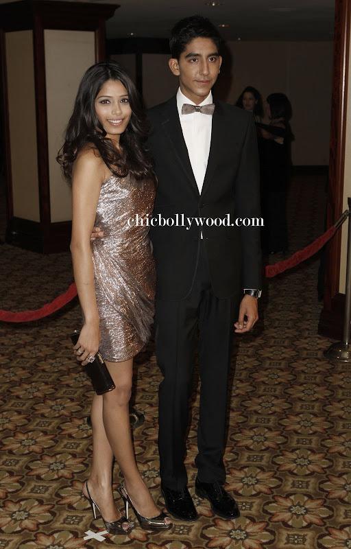 Freida Pinto Dev Patel Directors guild of America Awards
