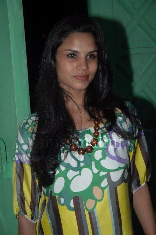 Pratima Bhatia GQ Night Olive See by Chloe dress
