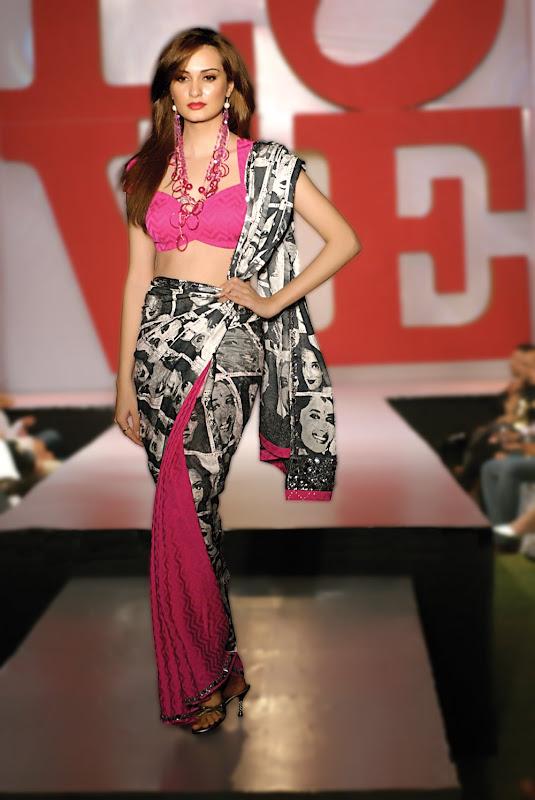 Satya Paul Bollywood saree