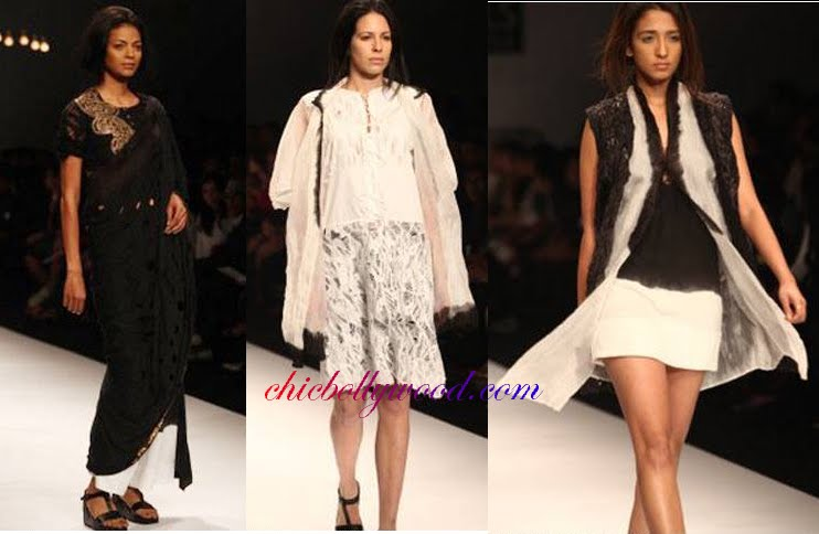 Anamika Khanna India Fashion wEek 2010