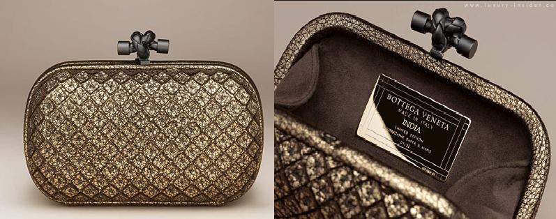 Bottega Veneta India Limited Edition Knot