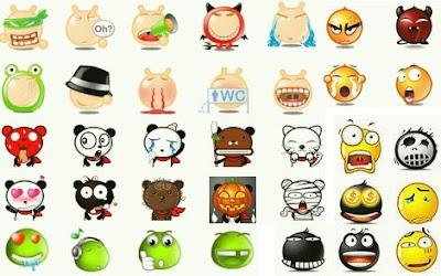 emoticon per chat gratis