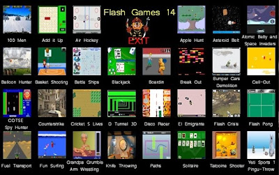 siti per flash games