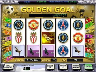 slot machine flash