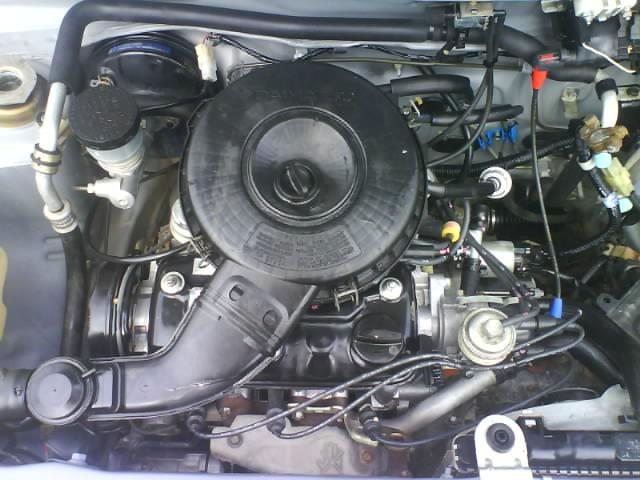 Perodua Kancil 660. Perodua Kancil 660 (M) EX 2007
