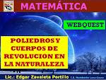 Webquest: Poliedros y Cuerpo de Revolución