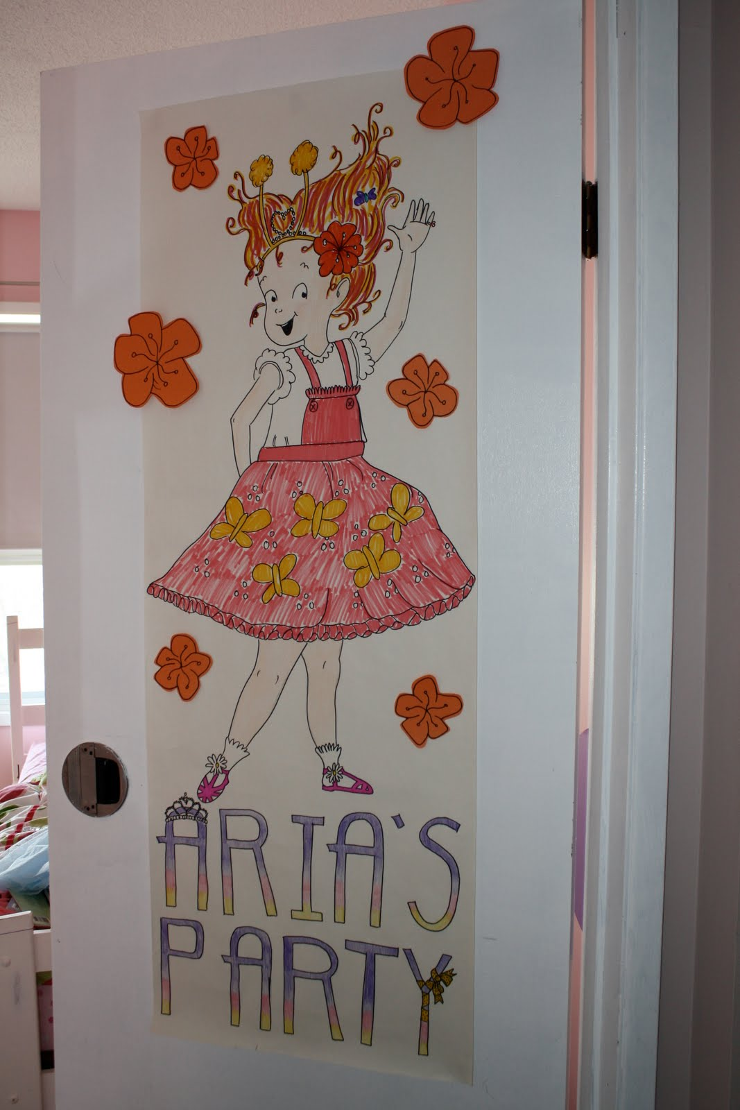 buttonbox designs: Fancy Nancy Party Part 4 - Details and the ...