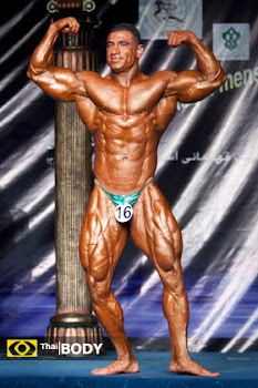 Alireza Asadollahi - 100kg - IRAN