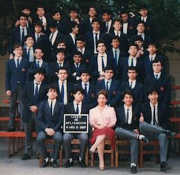 Cuarto D Año 1987