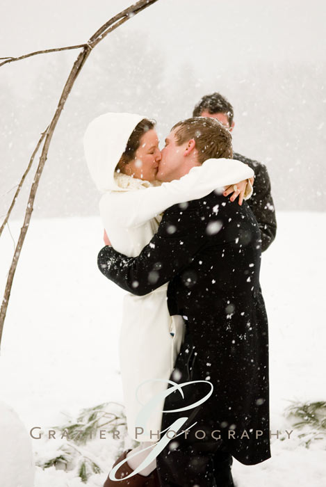 Inspire Me Winter Wedding Photos photo 2758157-1