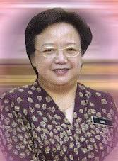 Puan Liu (The 1st Pengetua)