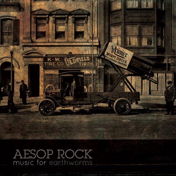 Aesop Rock - Music For Earthworms (CDr) | Discogs