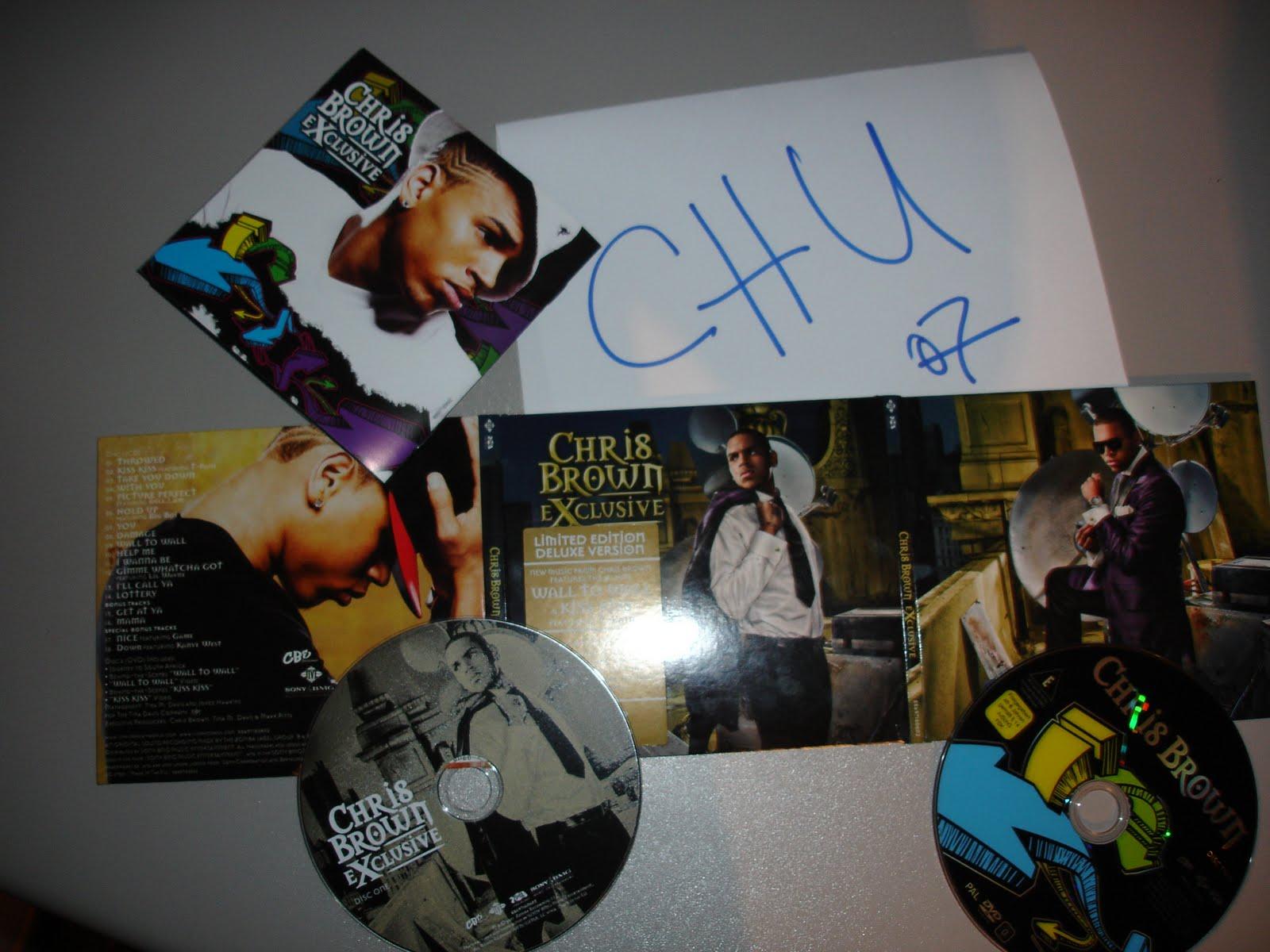 Chris Brown Discography Album Torrent Download