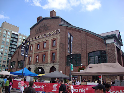 st lawrence market toronto