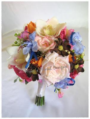 Watch her 2010 the brides bouquet
