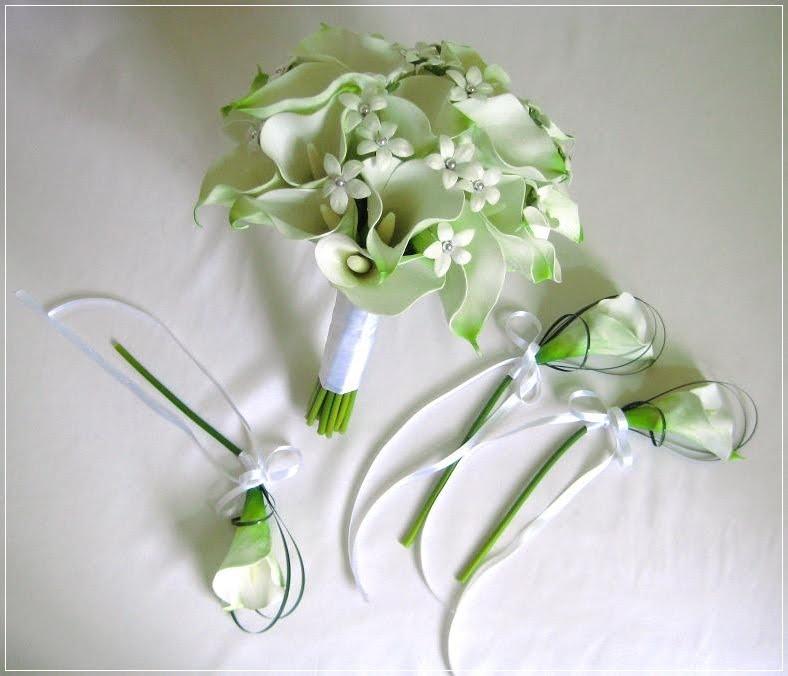 cheap calla lily wedding invitations