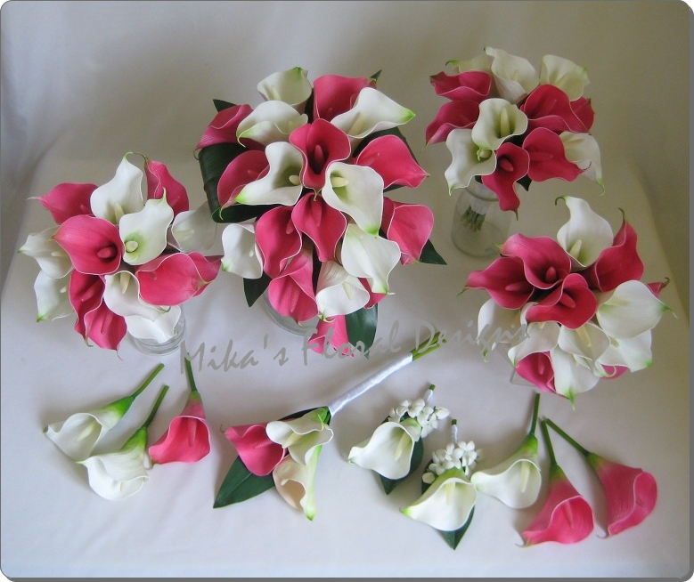 Wedding Bouquets Packages Artificial Flowers And Australia