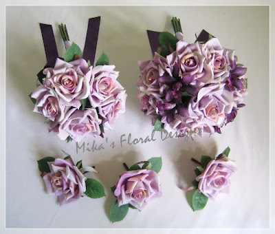 Silk Wedding Flower Packages on Artificial Wedding Flowers And Bouquets   Australia