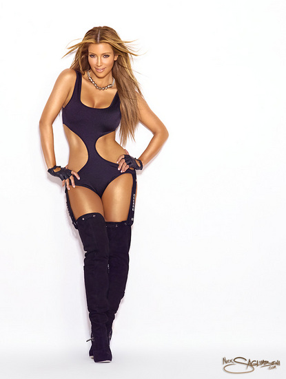 Kim Kardashian-fashionablyfly.blogspot.com