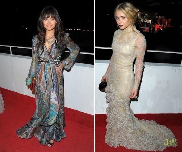 Nicole Richie-Ashley Olsen+Fashionablyfly.blogspot.com
