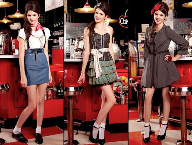 Kendall Jenner+Forever21 Twist+fashionablyfly.blogspot.com