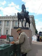 Arte em Petersburgo