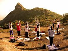 Caminhada com Yoga no Pico do Lopo - Minas Gerais