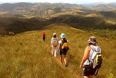 Caminhada com Yoga na Serra da Mantiqueira