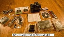 Stock Kamera Blackmarket