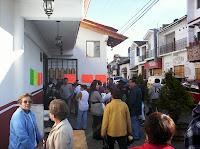 manifestaciones, plantones y protestas en Mazamitla