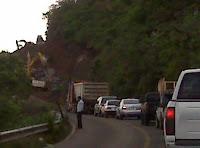 Avances de carretera a Jiquilpan