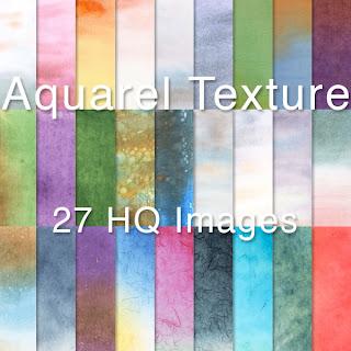 акварельные текстуры акварельной бумаги