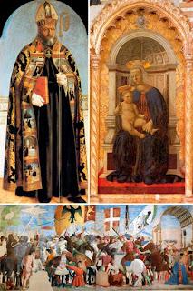 Картины художника Пьеро делла Франческа