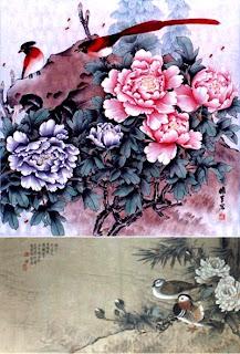 Живопись китайского художника Chen Yongjun