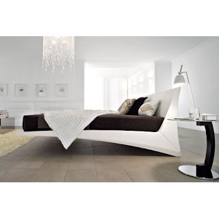 Floating Bed Dylan from Cattelan Italia