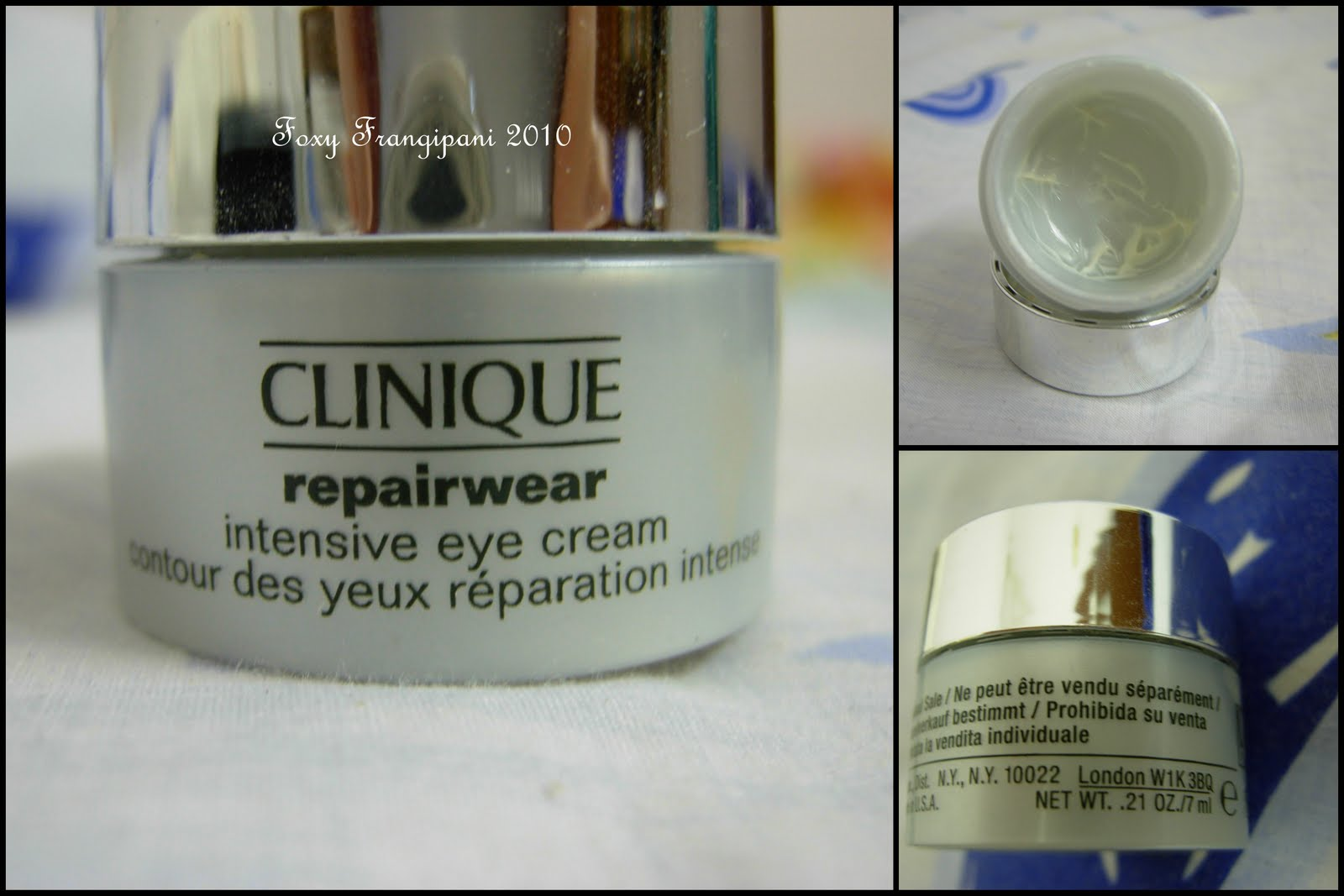 clinique eye cream in Latvia
