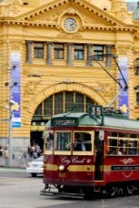 Travel Melbourne by Tram