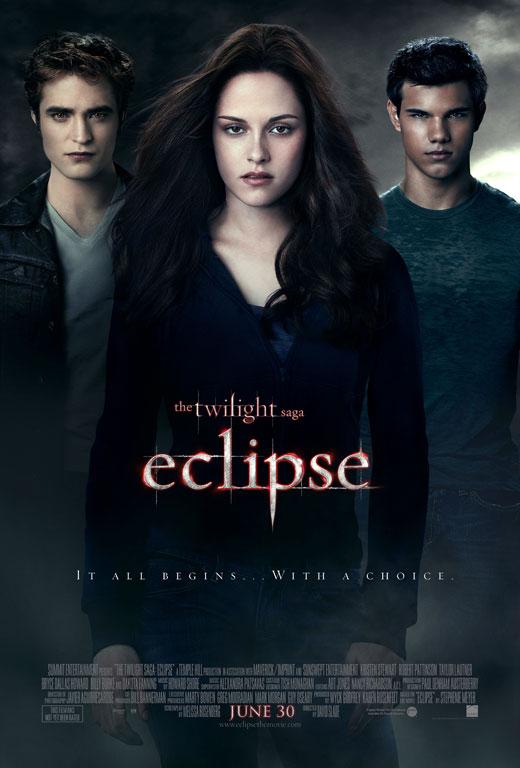 Twilight Saga Eclipse Movie